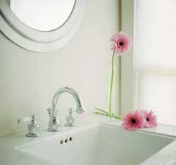 Clean and Beautiful Bathroom