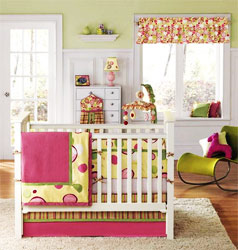 Baby nursery home design