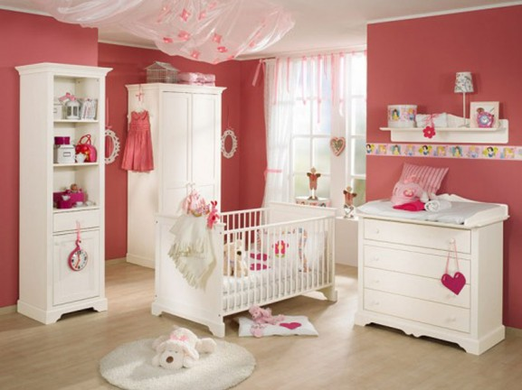 Nursery Room Decor