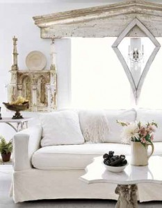 Shabby Chic Living Room | Room Decorating Ideas