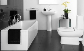 Practical Small Bathroom Design