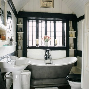 Small But Stylish Bathroom Bathroom Decorating Ideas