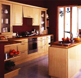 Furniture Small Modern Kitchen Interiors Design Ideas Small ...
