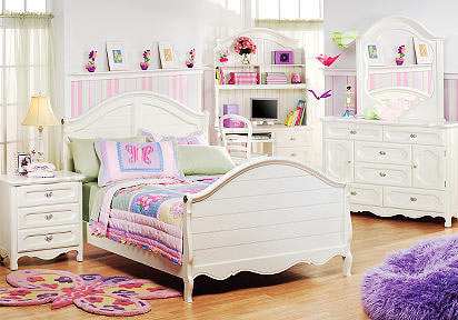 Kids room decorating ideas the basics room decorating ideas for Butterfly themed bedroom ideas