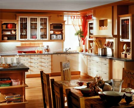 Here are 8 kitchen decorating tips to get you started