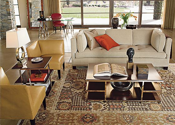 Coffee Table Decorating | Room Decorating Ideas