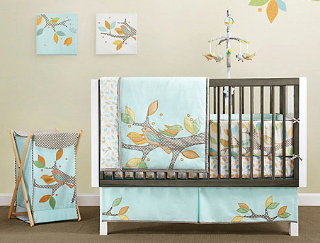 Feng Shui Nursery Decorating