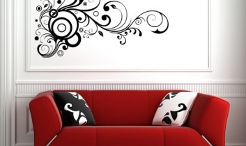 Awesome 5 Best Wall Decorating Ideas | Room Decorating Ideas Simple Living Room  Murals ... Good Ideas