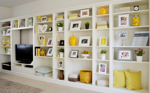 Cheap Shelving Ideas